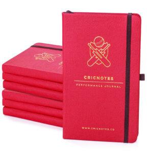 Cricnotes Journal bulk pack