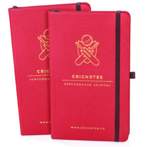 Cricnotes Journal 2-pack