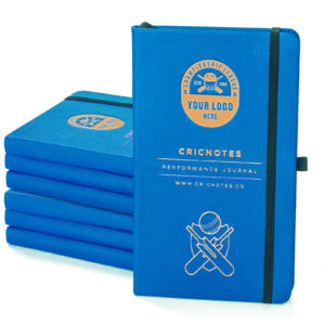 Custom CricNotes Journal
